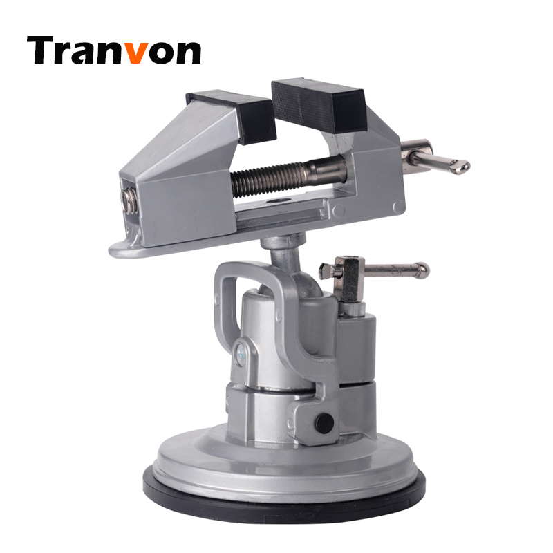 Cool Tranvon Table Vise Bench Vice Suction Cup Aluminium Alloy Onthecornerstone Fun Painted Chair Ideas Images Onthecornerstoneorg