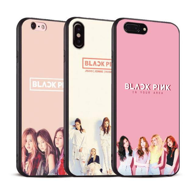coque iphone 6 blackpink