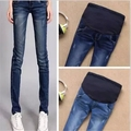 2015 Hot Sale New Fashion Women Maternity Jeans Pregnant Clothes Prop Jean Pants Trousers Clothing For Pregnancy Clothes