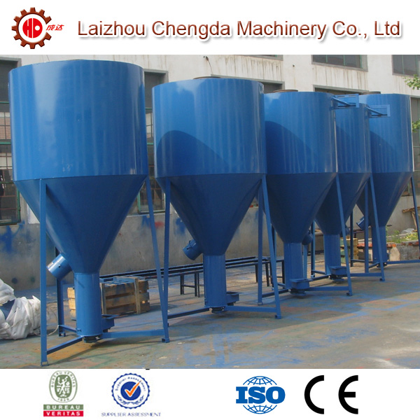 1 T to 2 T mixer mixing machiner before pellet pressing machine with free ocean freight