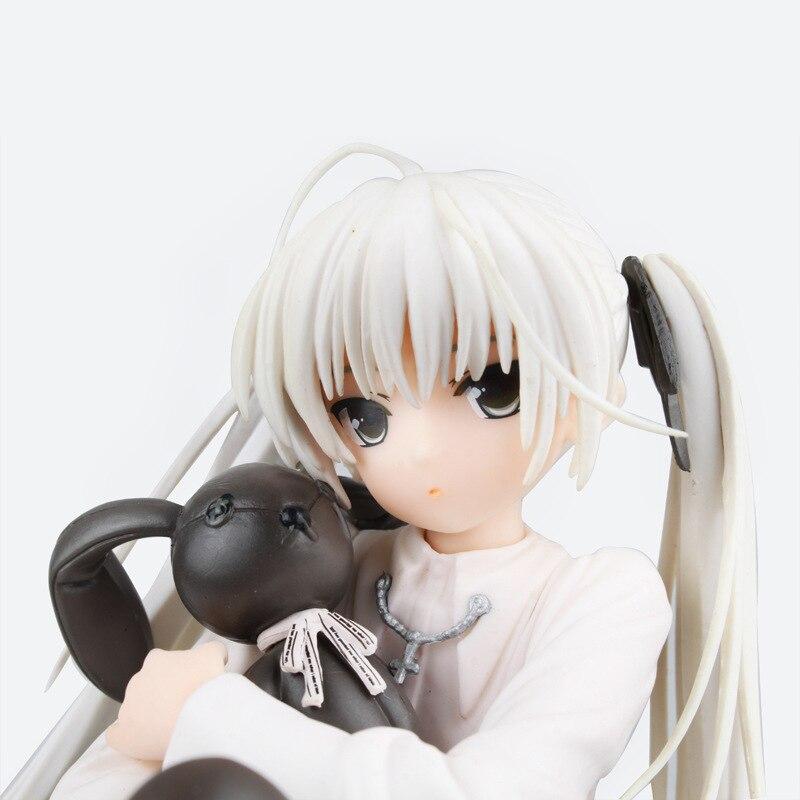 Hot 1 pièces 18 cm pvc japonais sexy anime figure dans la solitude où nous sommes les moins seuls Kasugano Sora figurine à collectionner modèle