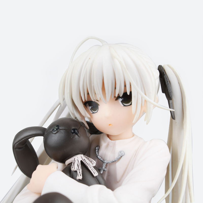 Hot 1pcs 18cm pvc Japanese sexy anime figure In solitude where we are least alone Kasugano Sora action figure collectible model anime yosuga no sora sora kasugano 1 8 sexy pvc action figure collectible model toy 19cm sgfg233