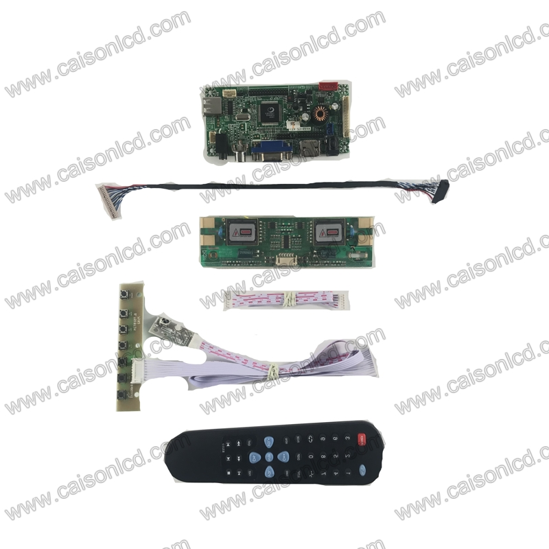 AVX9CZ LCD controller board support HDMI VGA AV AUDIO for LCD panel 15 inch 1024x768 M150X3-L04 LQ150X1LGB1 LQ150X1LW73 easy diy g121x1 l04 lcd displays