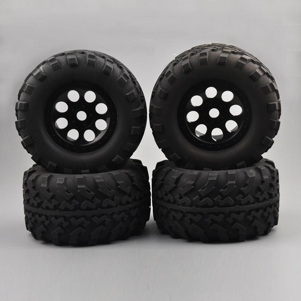 1:8 스케일 빅풋 몬스터 트럭 정상 회담 e revo 자동차 모델 타이어 림 17mm 16 진수 적합 hpi rc 자동차 모델 액세서리-에서다이캐스트 & 장난감 차부터 완구 & 취미 의  그룹 3