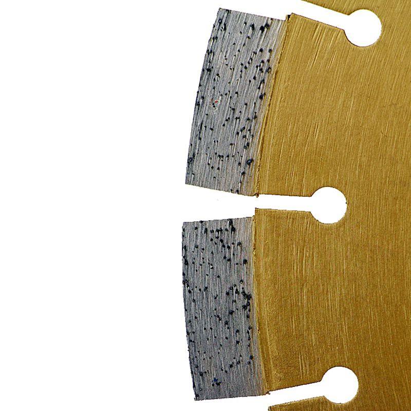 500mm * 50 * 16 * 3,3 Ypač tvirtas aštrių betoninių kelių - Ašmenys pjūklams - Nuotrauka 3