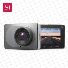 YI Smart Dash Camera Full HD Car DVR Cam Video Recorder WiFi  Night Vision 1080P 2.7″ 165 Degree 60fps Camera Grey Car Recording