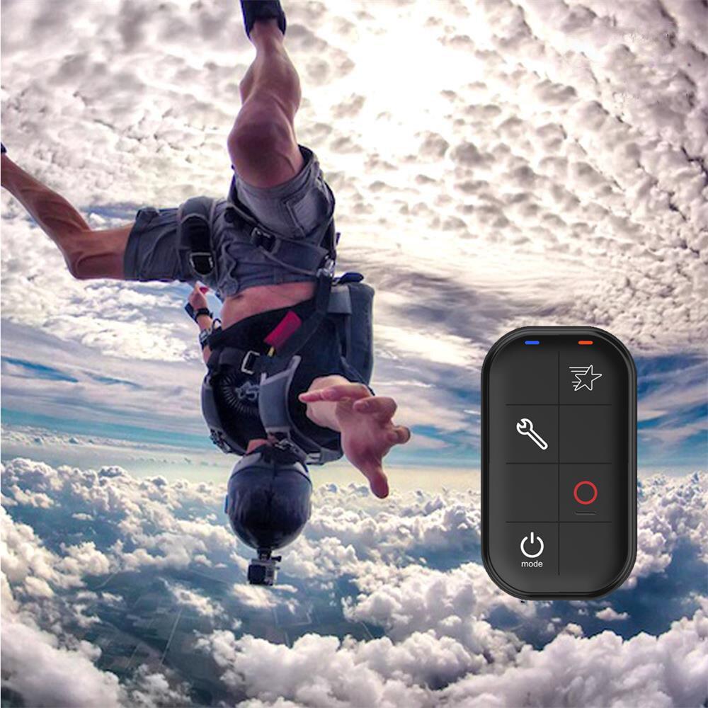 Télécommande universelle étanche sans fil WIFI caméra intelligente télécommande pour Go Pro Hero 5 4 Session 3 + caméra d'action
