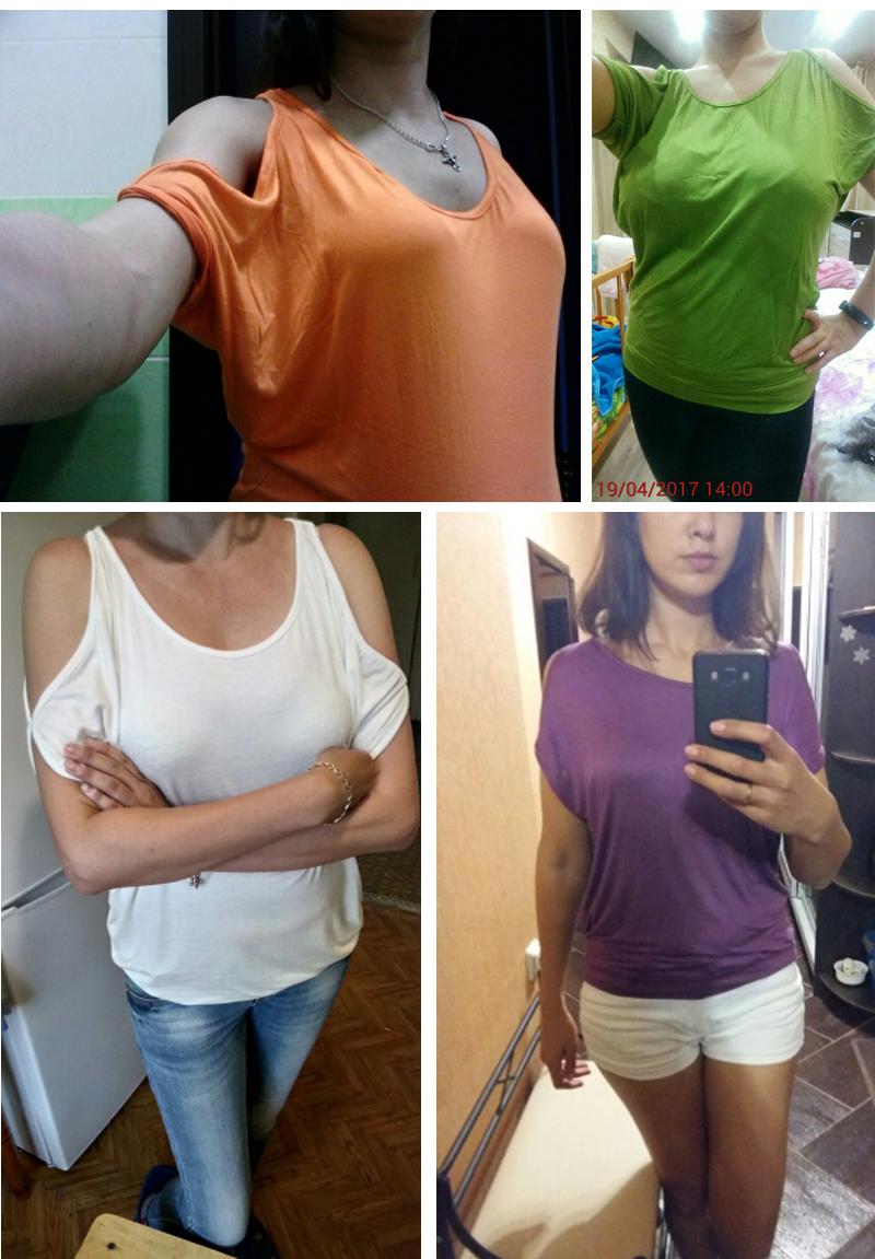 HTB1pDZXRVXXXXXiXpXXq6xXFXXXU - Summer Shirts 2017 Sexy Cold Shoulder Tops Casual Women