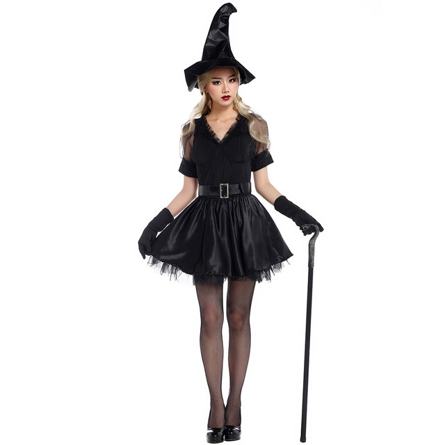 Sexy Witch Costume Adults Halloween Costumes For Women Carnival ...