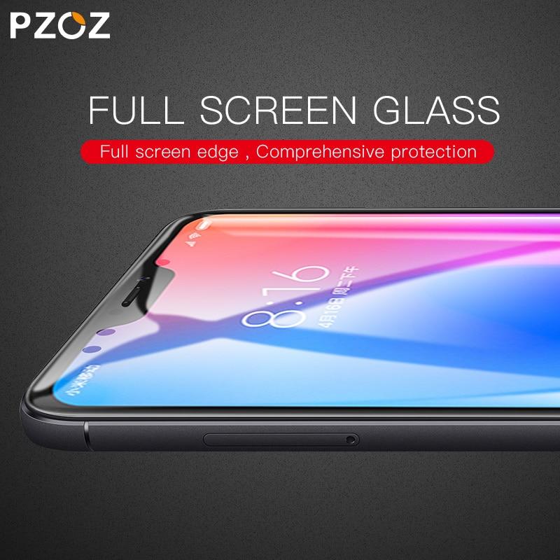 Xiaomi Redmi Qeyd üçün PZOZ Tempered Eynək 8T 6 7 8 K30 K20 Pro - Cib telefonu aksesuarları və hissələri - Fotoqrafiya 3