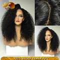 "10""-26"" Silk Base Full Lace Human Hair Wigs For Black Women Peruvian Virgin Hair Curly Silk Top Lace Front Wigs With Baby Hairs"
