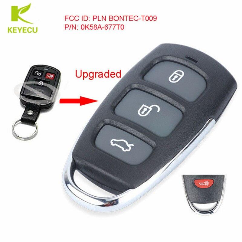Keyecu Upgraded Remote Key Control Fob For Kia Spectra