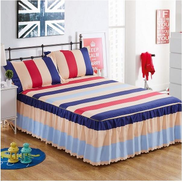 Simmons Single Single And Double Contracted A Bed Skirt Sheet Bedspread Pillowcase 1.8/2 / 1.2/1.5 M