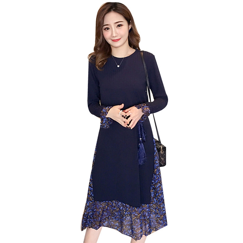 Hot Sale Maternity Dresses Nursing Dress for Pregnancy Autumn Winter Pregnancy Dress Maternity Breastfeeding Nursing Dresses