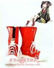 Kagerou Proyecto Ene Cosplay Shoes Boots Zapatos de Anime