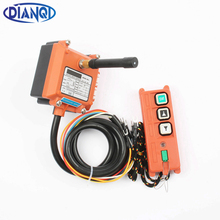 Wireless Industrial Remote Controller Electric Hoist Remote Control Winding Engine Sand blast Equipment Used F21 2S 3 button