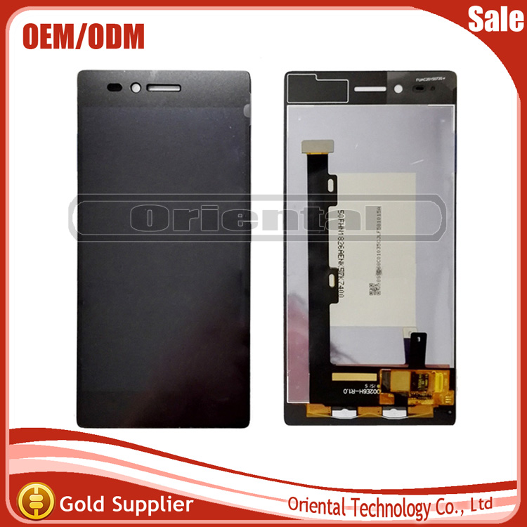 For Lenovo Vibe Shot Z90 LCD Display Touch Screen Digitizer Assembly for lenovo z90 Replacement Free Shipping аксессуар чехол lenovo k10 vibe c2 k10a40 zibelino classico black zcl len k10a40 blk