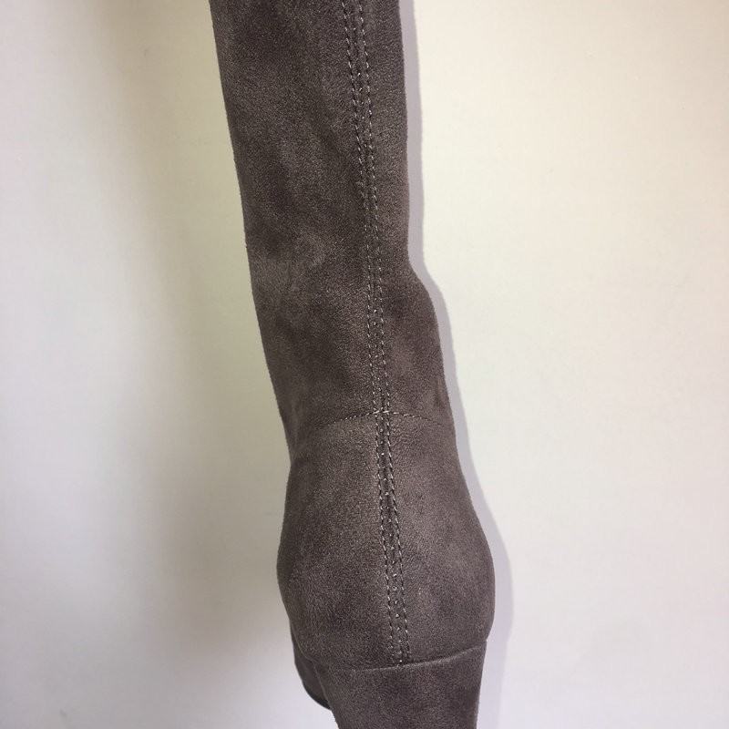 Женские ботинки Faux