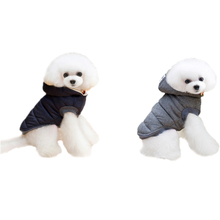 Comfortable Puppy Pet Dog Cat Clothes Hoodie Winter Warm Sweater Coat Costume Apparel Solid Jacket Non-toxic