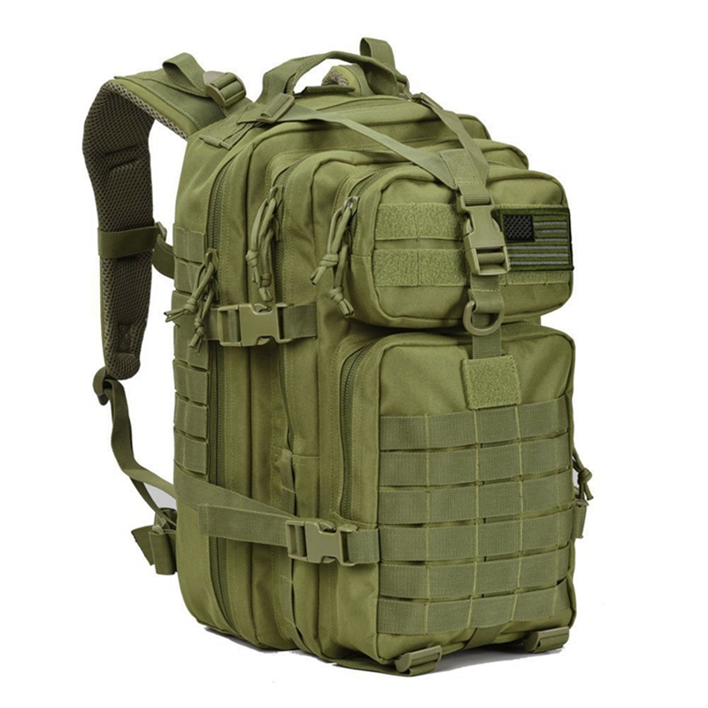 Military Tactical Backpack Army Small 3 Day Assault Pack Molle Bug Out Bag  Backpacks Rucksacks for Hiking Camping 051279ba81