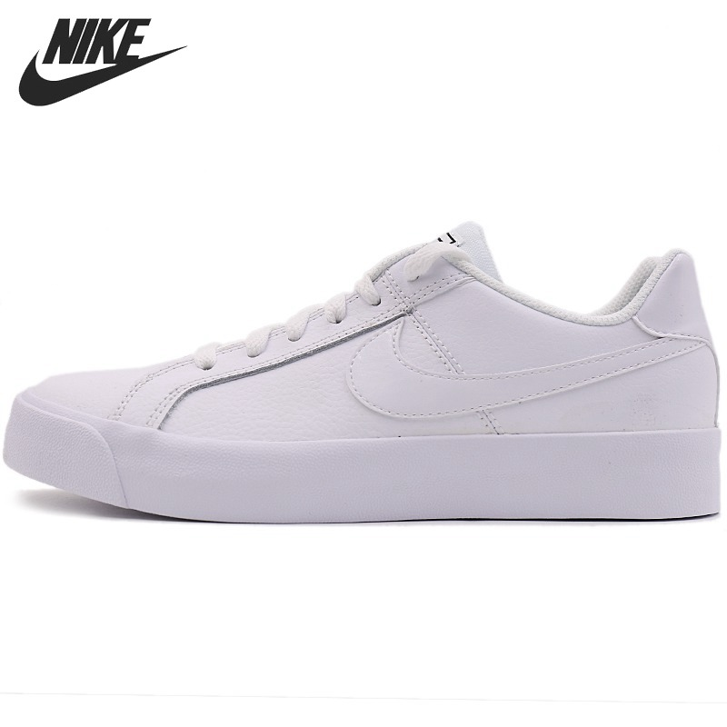 Original New Arrival 2018 NIKE Court Royale AC Women's Skateboarding Shoes Sneakers цена