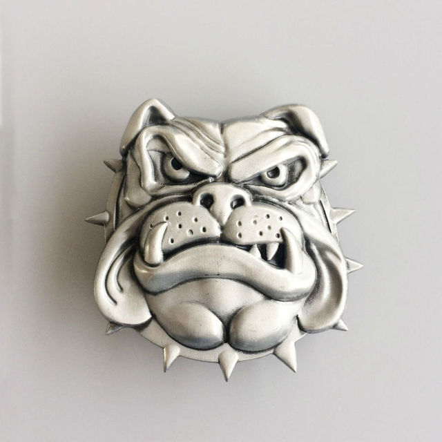 New Vintage England British Bulldog Animal Belt Buckle Gurtelschnalle Boucle  de ceinture 040db313e8a