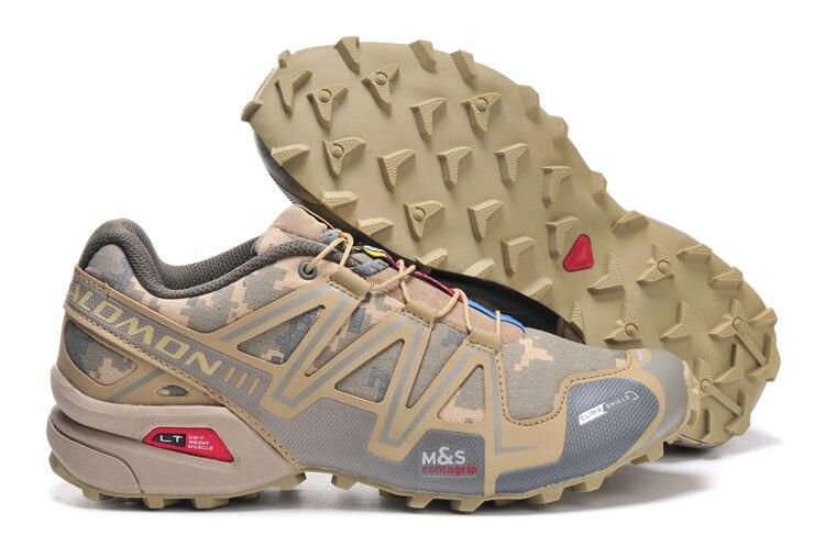 Salomon Speed Cross 3 CS chaussures de randonnée homme escalade Sport respirant baskets Salomon Speedcross homme Zapatillas chaussures de plein air