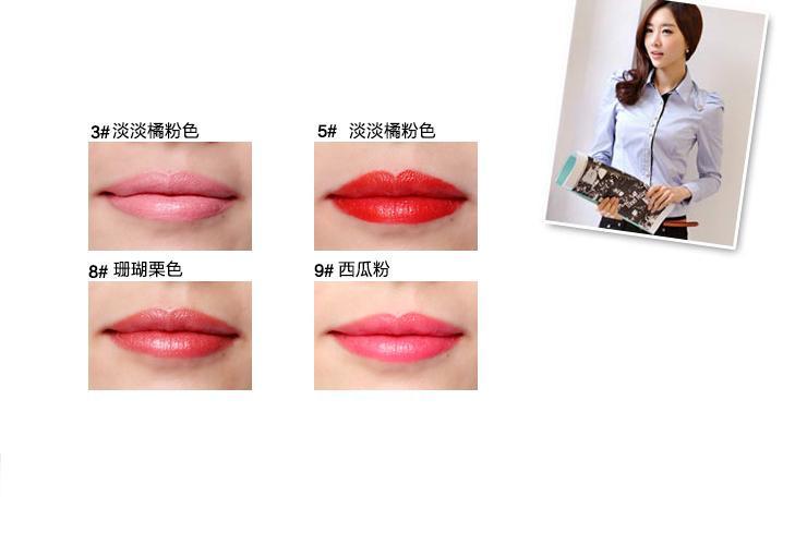 New Long-lasting Waterproof Women Girls Beauty Makeup Sexy Lipstick Moisture Protection Lip Balm Birthday Gift For Friend 5