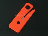 2 PCS SEATBELT CUTTER SEAT BELT CUTTER SAFETY KNIFE RED