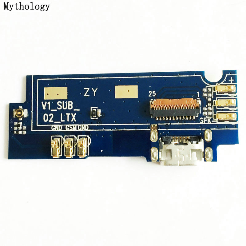 Mythology USB Board Flex Cable Connector Parts For Bluboo Dual 5.5 Inch Mobile Phone Charger