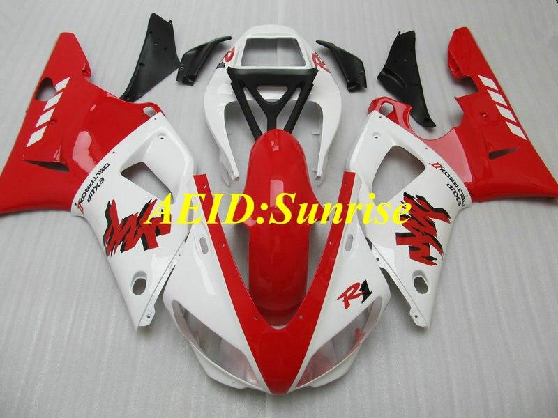 Motorcycle Fairing kit for YAMAHA YZFR1 98 99 YZF R1 1998 1999 YZF1000 yzfr1 98 99