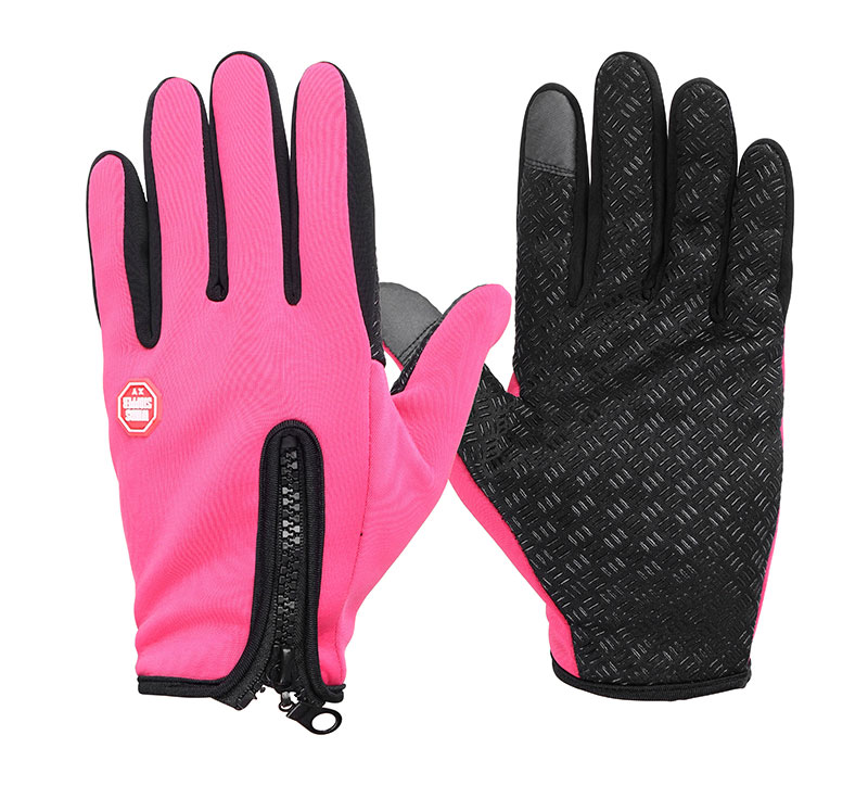 Touch Screen Thermal Fleece Gloves