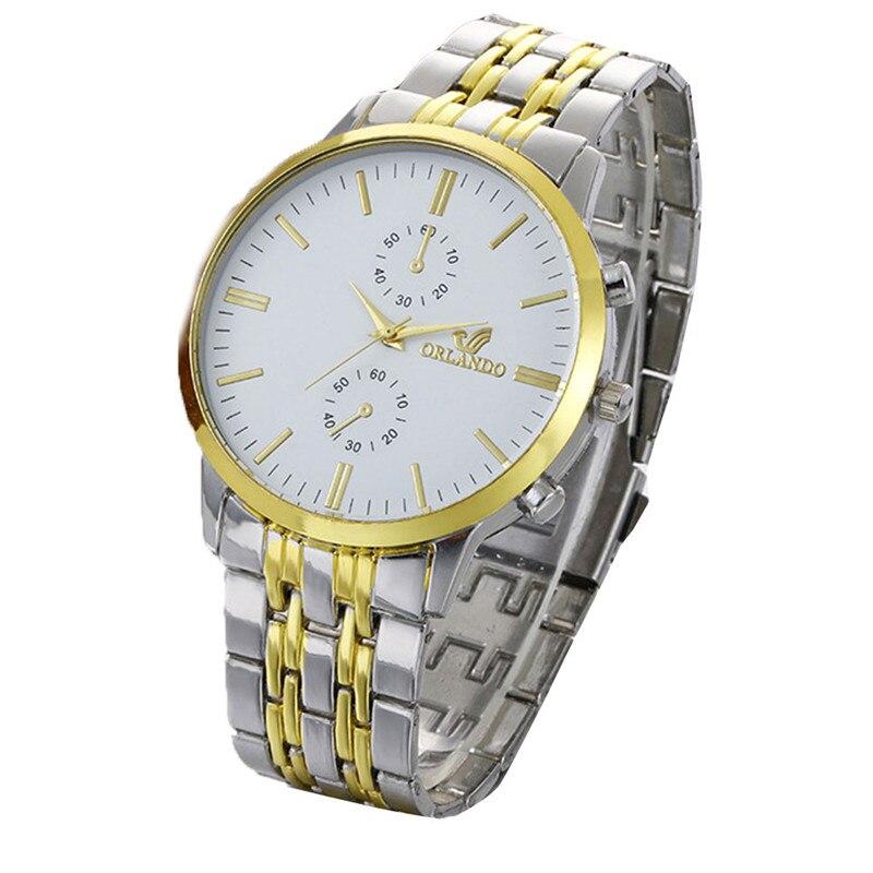 clock digital watch clasp type watches men Feature womens men stainless steel digital watch clocks Z0122 5Down