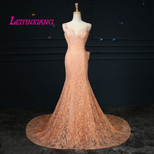 LEIYINXIANG Wedding Dress 2019 Backless Sleeveless