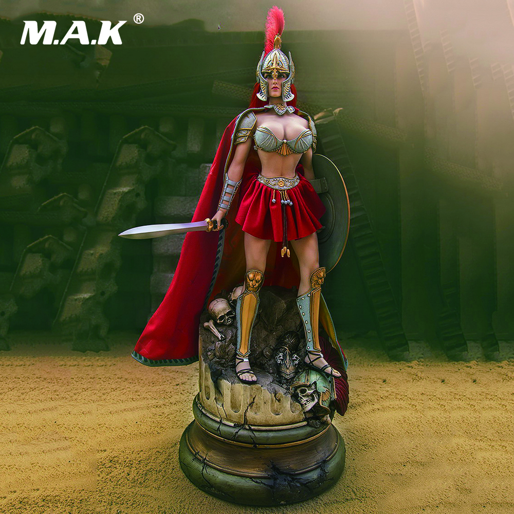 1/6th Scale Captain Sparta Action Figure PL2016-98 With Body Head and Stand