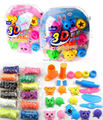 12 colors 3D  play doh Polymer clay diy set with animals mould tools   Toys DIY polymer clay set  toys for kids