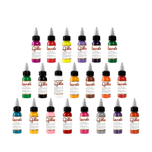 hot deal buy 21 pcs tattoo pigment set professional microblading pigment tattoo ink 1oz 30ml/bottle permanent makeup pigments tattoo&body art