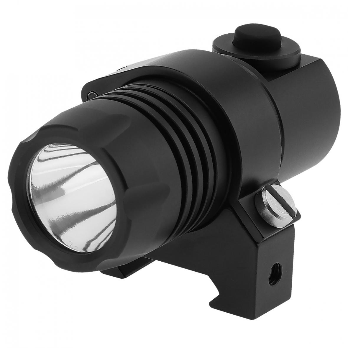 500LM Securitylng Waterproof 2 Modes G05 XP-G R5 LED Handheld Military Weapon Lights Pistol Torch Light Tactical Flashlight