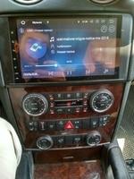 Восьмиядерный 9''Car Android 8,0 автомобиль DVD gps плеер для Mercedes Benz ML W164 W300 ML350 ML450 ML500 GL X164 G320 GL350 GL450 GL500