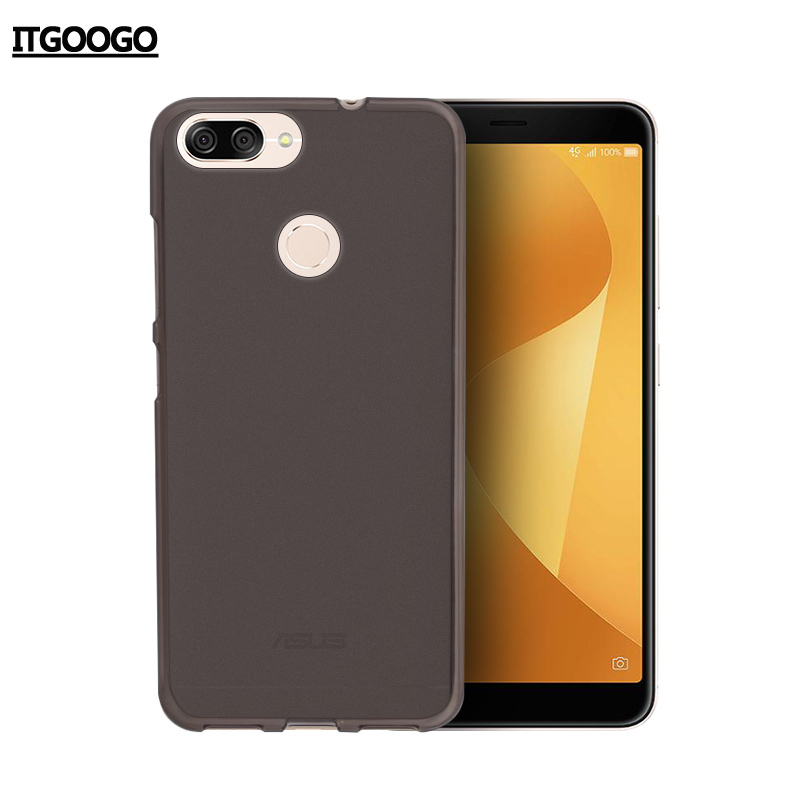 For Asus Zenfone Max Plus M1 ZB570TL Case Cover Anti-Knock Shockproof Protector Soft TPU Silicone Case For Asus ZB570TL Case