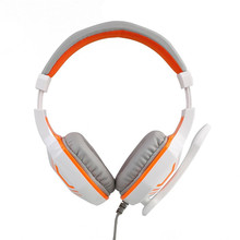 Gaming earphone headset Stereo sound Headband PC Computer Headphone Earphone with Mic for Computer PC Gamer Casque