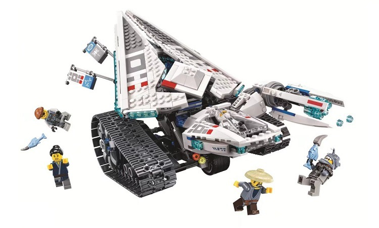 BELA Ninjagoed Ice Tank Building Blocks Sets Bricks Ninja Movie Classic Model Kids Toys Marvel Compatible Legoe lepin building blocks sets city explorers jungle halftrack mission bricks classic model kids toys marvel compatible legoe