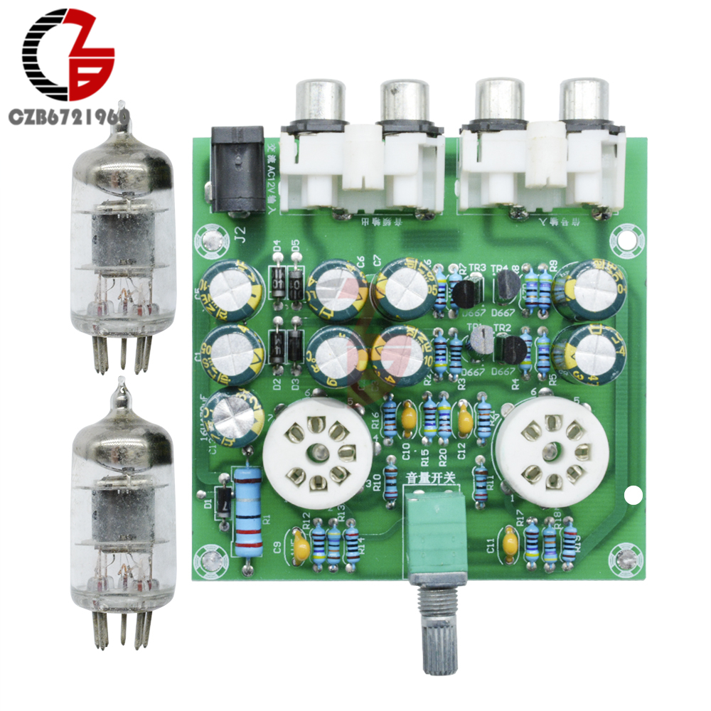 Circuits Consumer Electronics Lite Ls29 Pcb Tube Buffer Preamplifier Board Pcb Based On Musical Fidelity X10-d Pre-amp Circuit Moderate Price
