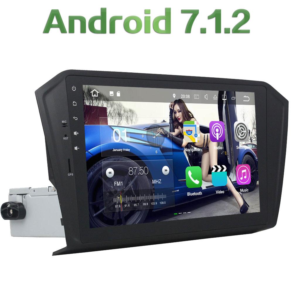 2GB RAM 16GB ROM Android 7 1 2 Quad Core 4G WIFI car dvd gps navigation