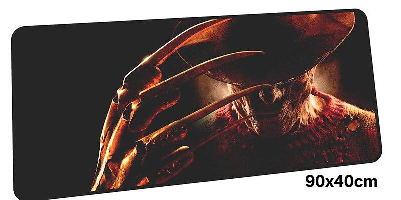 Mort par la lumière du jour tapis de souris gamer 900x400mm notbook tapis de souris grand jeu tapis de souris grand HD motif pad souris PC bureau padmouse