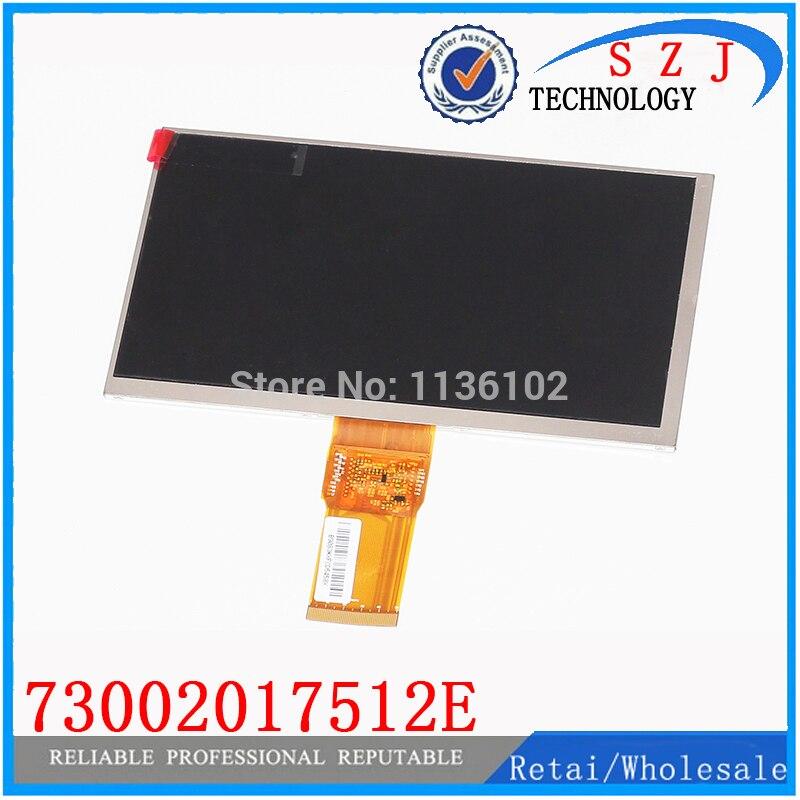 New 7 inch IPS inner LCD screen display panel WTC07010G06-21 73002017512E For Ainol NUMY 3G AX2 Tablet pc Free shipping valiant корзина для белья с крышкой 35 35 60 см romantic valiant