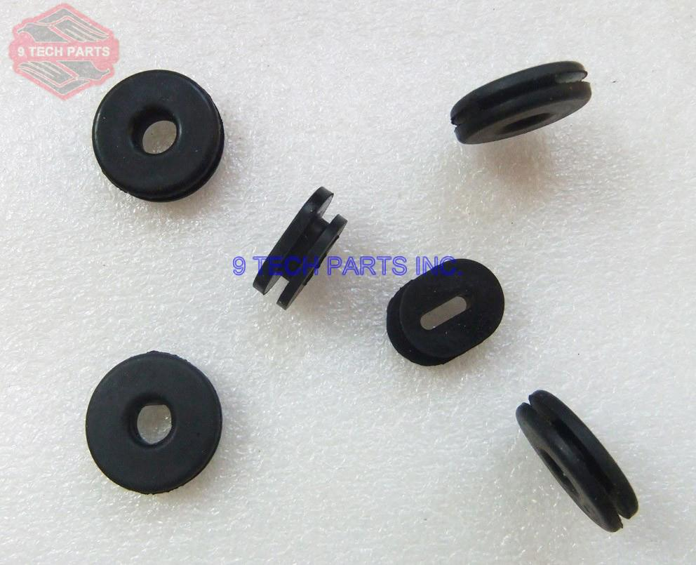 frame side covers panels rubber grommet kit 6 pcs for rv90