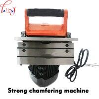Forte máquina de chanfrar GD-200 portátil elétrica poderosa máquina de chanfrar borda reta 220/380 v 1 pc