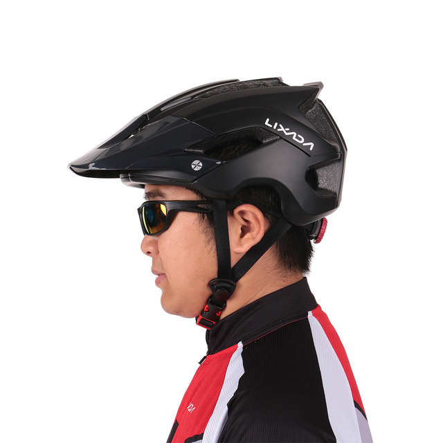 Lixada ciclismo capacete de ciclismo com segurança tampa ultra-leve mountain bike bicicleta capacete de proteção esportes 13 aberturas 6