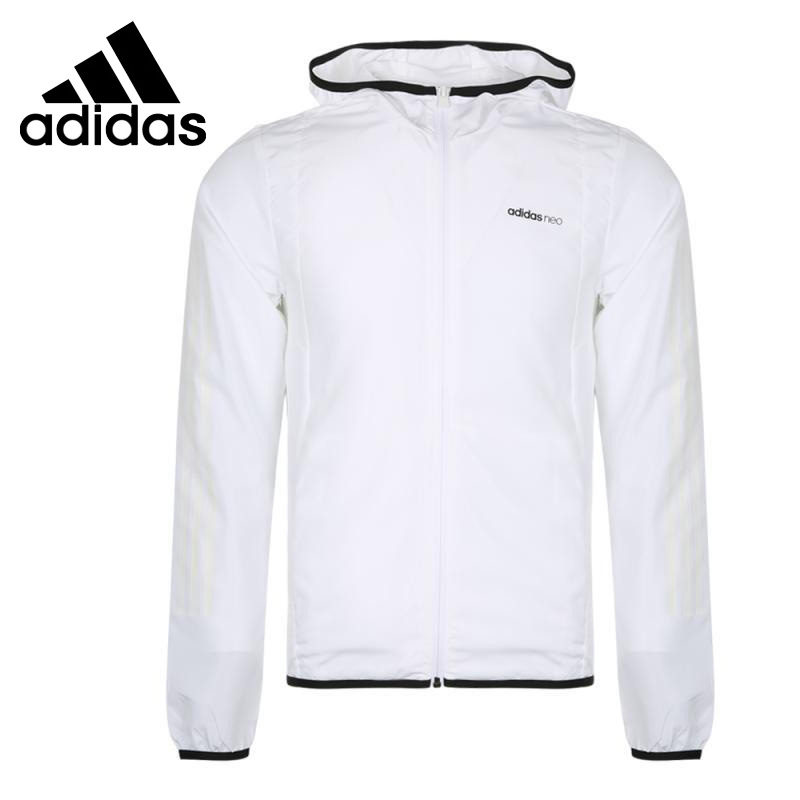 Original New Arrival 2018 Adidas Neo Label M FV WB 3S Men's jacket Hooded Sportswear сумка спортивная мужская adidas cvrt 3s duf m цвет черный 37 л cg1533